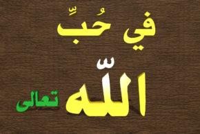 مسابقة صحيفة ذي المجاز ( في حب الله سبحانه وتعالى )  النسخة الثانية 2020