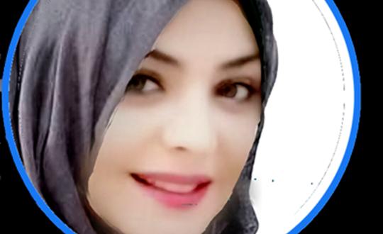 شىء  يشبه  عينيك / بقلم : جودي  قصي  أتاسي (  سورية )