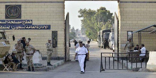 معتقلو العقرب بمصر: كورونا تفشى بمعظم العنابر.. انقذونا