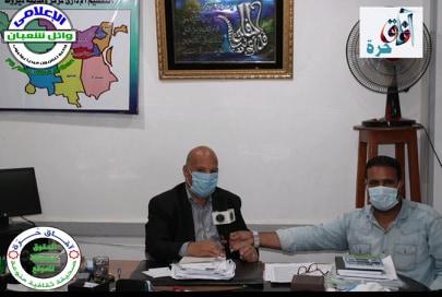 بالفيديو … أول لقاء مع رئيس مجلس مدينة ديروط بعد أيام من توليه منصبه.