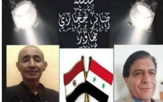 حوارية الإعلامي (صابر حجازي) مع الروائي (محمد فتحي المقداد)