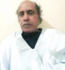 """سفر المعري """"غيم الصحراء """" / شعر : حمود ولد سليمان"""