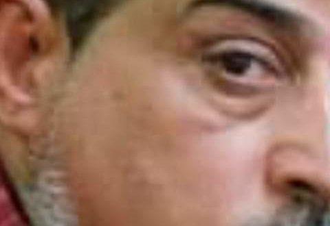 وانتِ تعبرين وجهي  / بقلم : أكرم صالح الحسين