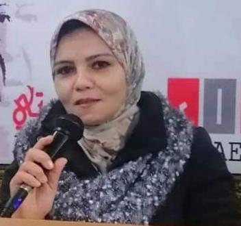السيرة الأدبية الشاعرة المغربية فاطمة مرغيش