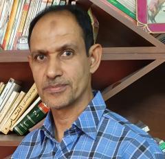 السيرة الأدبية  للقاص  والروائي  البحريني جابر خمدن