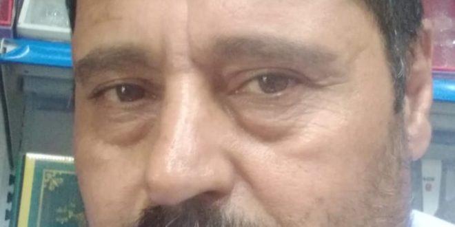 لوحتان معبرتان للتشكيلي السوري سلطان المسالمة