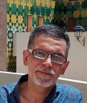 خلف البحر /بقلم : ادريس سراج  ( فاس – المغرب )