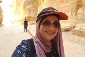 الشاعرة والأديبة  فاتن أنور رئيسا لنادي شعراء الطبيعة/ الأردن