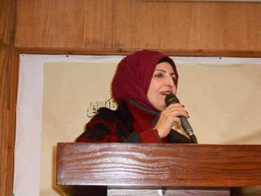 آفاق حرة تحاور الشاعرة السورية ناهد شبيب