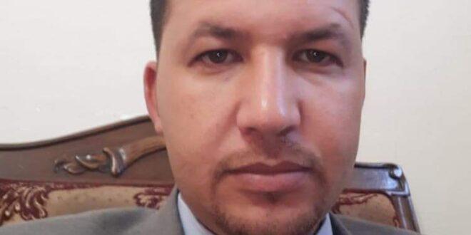 السيرة الأدبيةللشاعر السوري علي أحمد الزعبي
