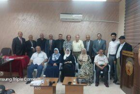 الجمعية العربية للفكر والثقافة وقناة حلم تكرم الأديب سامر المعاني .