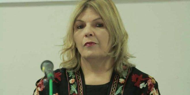 السيرة الذاتية والأدبية للشاعرة التونسية  ليلى عطاء الله