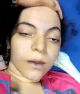 الإهمال الطبى داخل مستشفى سوزان مبارك بمحافظة المنيا يؤدى بحياة ام وطفلها للموت.