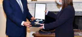 محاور كلمة  الرئيس عبد الفتاح السيسي خلال القمة المصرية اليونانية مع الرئيسة اليونانية إيكاتيريني ساكيلاروبولو: