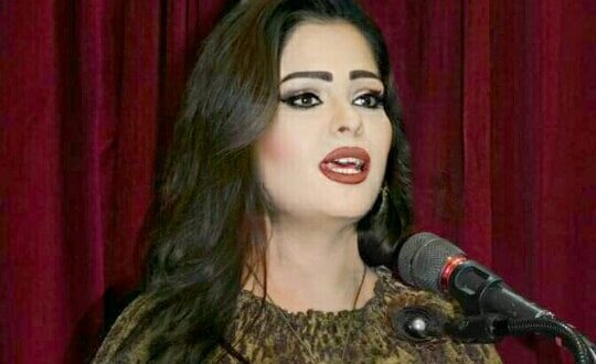 السيرة الذاتية والأدبية للشاعرة السورية  سنا هايل الصباغ