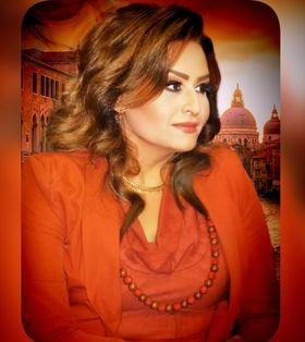 السيرة الذاتية  والأدبية للاديبة والإعلامية السورية:  مجدولين الجرماني
