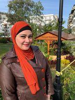 جمعية مشهورة في مصر تحاول استغلال حكاية نجاح امانى الغزاوى