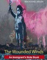 """صدور """"الرياح الجريحة"""" بالإنكليزية للشاعر المغربي  بن يونس ماجن"""