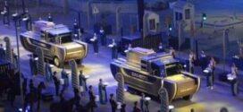 إحتفالية موكب نقل المومياوات الملكية أيقظ تاريخ الفراعنة العريق .