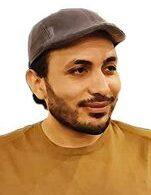مداد النيل   أول  اصدار للقاص الدكتور علي زين العابدين الحسيني